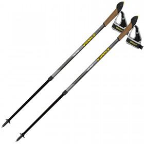 Палки для скандинавской ходьбы Vipole Vario Novice Grey (S2033) (928539) (8033378249339)