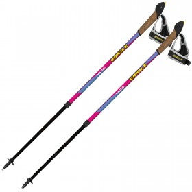 Палки для скандинавской ходьбы Vipole Vario Violet DLX (S2032) (928657) (8033378249322)