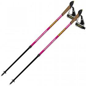 Палки для скандинавской ходьбы Vipole Vario Novice Pink (S20 34) (928658) (8033378249346)