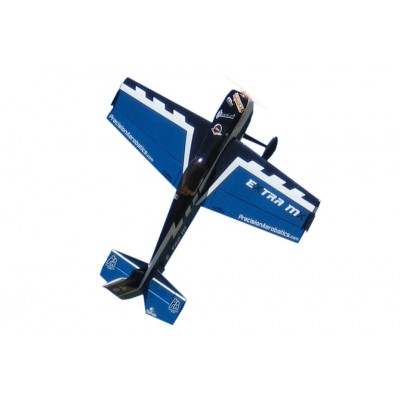 Самолёт р/у Precision Aerobatics Extra MX 1472мм KIT (синий)
