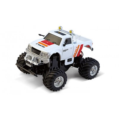 Машинка на радиоуправлении Джип 1:58 Great Wall Toys 2207 (бело-красный)