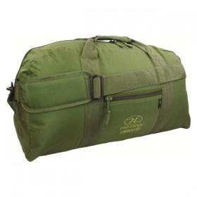 Сумка дорожная Highlander Cargo 45 Olive Оливковый (925498) (5034358034566)