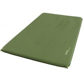 Коврик самонадувающийся Outwell Self-inflating Mat Dreamcatcher Double 7.5 cm Green (400002) (928848) (5709388110817)