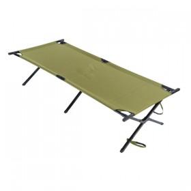 Кровать кемпинговая Ferrino Strong Cot XL Olive (96014HVV) (926660) (7105145865986)
