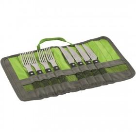 Набор для барбекю Outwell BBQ Cutlery Set Green (650666) (928775) (5709388070081)