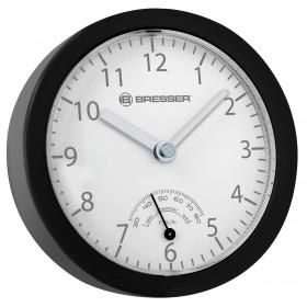 Часы настенные Bresser MyTime Bath mini Black (8020115CM3QUA)