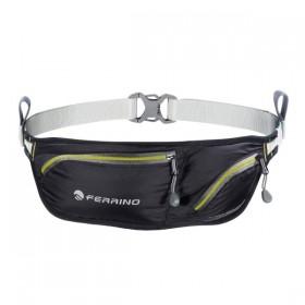 Сумка на пояс Ferrino X-Flat Black (925163) (8014044940972)