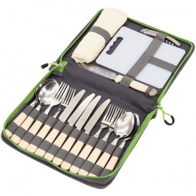 Набор для пикника Outwell Picnic Cutlery Set White (650667) (928958) (5709388070098)