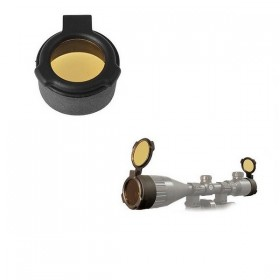 Крышка Hawke Flip Up Cover - Amber (Size 3.5) (HF1008) (921691) (5054492221129)