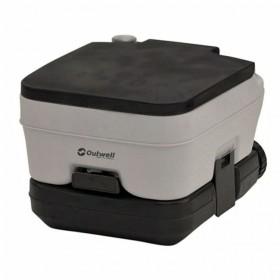 Биотуалет Outwell 10L Portable Toilet Grey (650765) (928884)