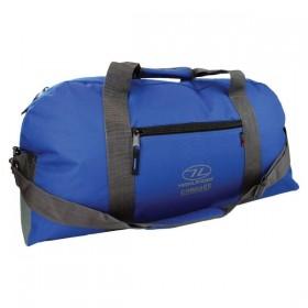Сумка дорожная Highlander Cargo 65 Blue Синий (925499) (5034358033224)