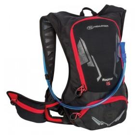 Рюкзак спортивный Highlander Raptor Hydration Pack 15 Black/Red