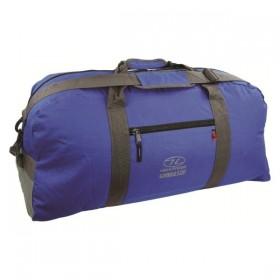 Сумка дорожная Highlander Cargo 100 Blue Синий (925862) (5034358034603)