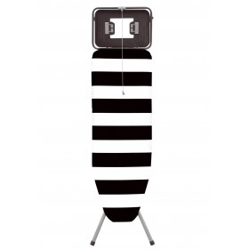 Доска гладильная Rolser K-TRES 120х38 см Lido-Blanco/Negro (K03015-2064)