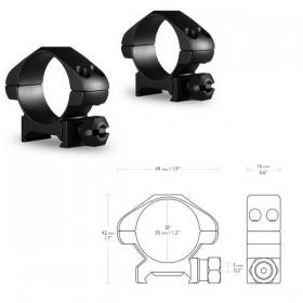Кольца Hawke Precision 30mm/Weaver/Low (23005) (924774) (5054492230051)