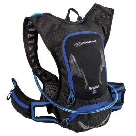 Рюкзак спортивный Highlander Raptor Hydration Pack 10 Black/Blue