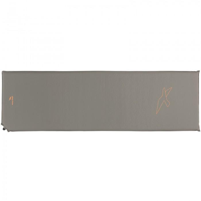 Коврик самонадувающийся Easy Camp Self-inflating Siesta Mat Single 10 cm Grey (300060) (928955) (5709388104380)