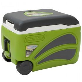Термобокс Vango Pinnacle Wheelie 45L Green (ACRPINACL0CDZ35) (929179) (5023519220696)