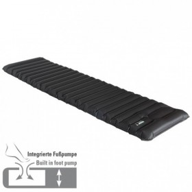Коврик надувной High Peak Dayton 7.5 cm Dark Grey (41006) (926795) (4001690410069)