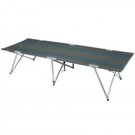 Кровать кемпинговая High Peak Oviedo Dark Grey/Blue (44160) (928989) (4001690441605)