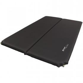 Коврик самонадувающийся Outwell Self-inflating Mat Sleepin Double 7.5 cm Black (400013) (928853) (5709388110831)