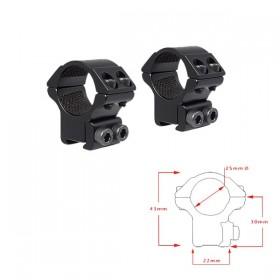 "Кольца Hawke Matchmount 1""/9-11mm/Med (22101) (920996) (5054492221011)"