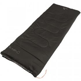 Спальный мешок Easy Camp Chakra/+10°C Black Left (240146) (928793) (5709388103819)