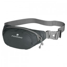Сумка на пояс Ferrino Waist Bag Harrow Black (72486HCC) (924372) (8014044967399)