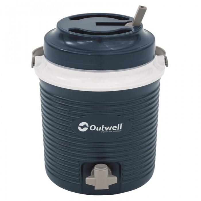 Термос для холодных напитков Outwell Coolbox Fulmar 5.8L Deep Blue (590148) (928945) (5709388088642)