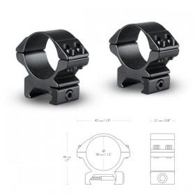Кольца Hawke Matchmount 30mm/Weaver/Low (22115) (923778) (505449222158)