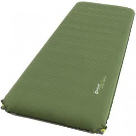 Коврик самонадувающийся Outwell Self-inflating Mat Dreamcatcher Single 12 cm XL Green (290311) (928845) (5709388088802)