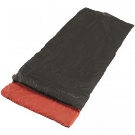 Спальный мешок Easy Camp Astro L/+6°C Black Left (240144) (928792) (5709388103796)