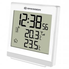 Термометр Bresser Temeo SQ White (7004400GYE000)