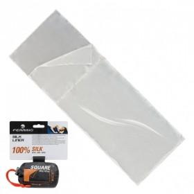 Вкладыш для спального мешка Ferrino Liner Silk SQ White (925720) (8014044903939)