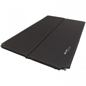 Коврик самонадувающийся Outwell Self-inflating Mat Sleepin Double 5 cm Black (400012) (928852) (5709388111524)