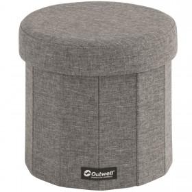 Органайзер кемпинговый Outwell Dawlish Low Seat & Storage Grey Melange (470367) (928766) (5709388104892)