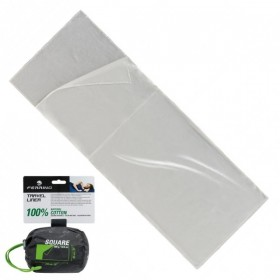 Вкладыш для спального мешка Ferrino Liner Travel SQ White (86502CWW) (925719) (8014044903847)