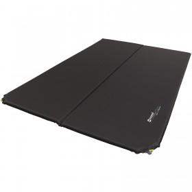 Коврик самонадувающийся Outwell Self-inflating Mat Sleepin Double 3 cm Black (400011) (928851) (5709388111517)