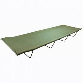 Кровать кемпинговая Highlander Steel Camp Bed Olive (FUR008-OG) (925470) (5034358040291)
