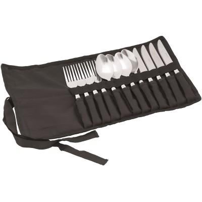 Набор для пикника Easy Camp Family Cutlery Black (580034)