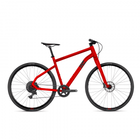 Велосипед Ghost Square Speedline 8.8 AL 28', рама M, красно-черный, 2021