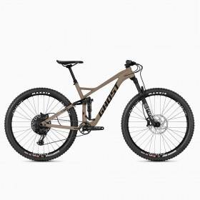 """Велосипед Ghost Slamr 4.9 29"""", рама L, коричнево-черный, 2020"""