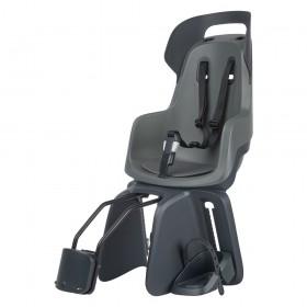 Детское велокресло Bobike Maxi GO Frame / Macaron grey
