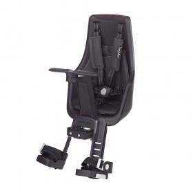 Детское велокресло Bobike Exclusive Mini Plus / Urban Black