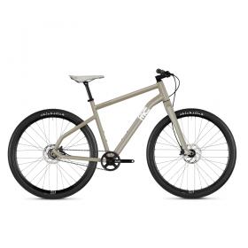 Велосипед Ghost Square Times 9.9 AL 29' , рама M, песочно-белый, 2021