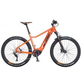 """Электровелосипед KTM MACINA RACE 271 27"""" рама S/38, оранжевый (черно-оранжевый), 2021"""
