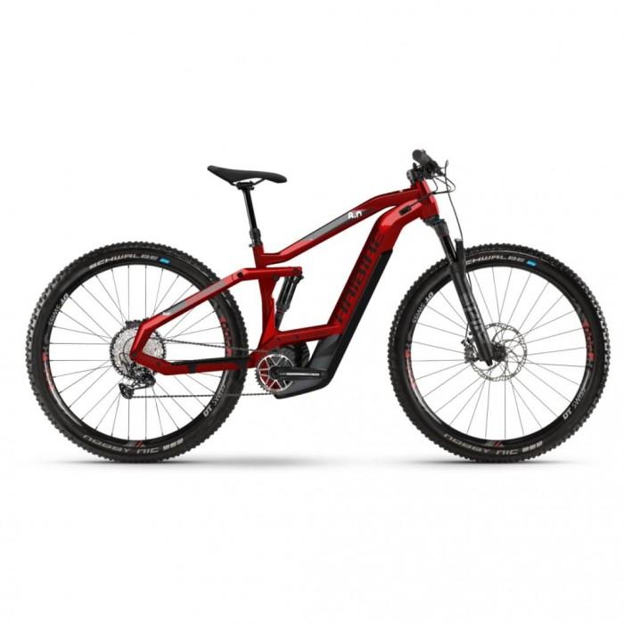 "Электровелосипед Haibike SDURO FullNine 8.0 i625Wh, 29"", рама M, красно-черно-серый, 2020"