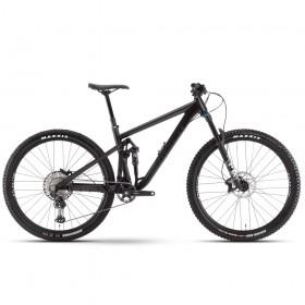 "Велосипед Ghost RIOT TRAIL AL/AL U Essential 29"", рама M, черный, 2021"