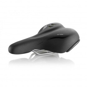 Седло XLC SA-A23 All Season, черное, женское, 260x175mm, 610гр.