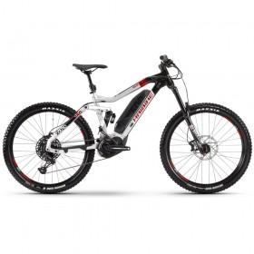 "Велосипед HAIBIKE XDURO Nduro 2.0 500Wh 12 s. SX Eagle 27.5"", рама L, серо-черно-красный, 2020"